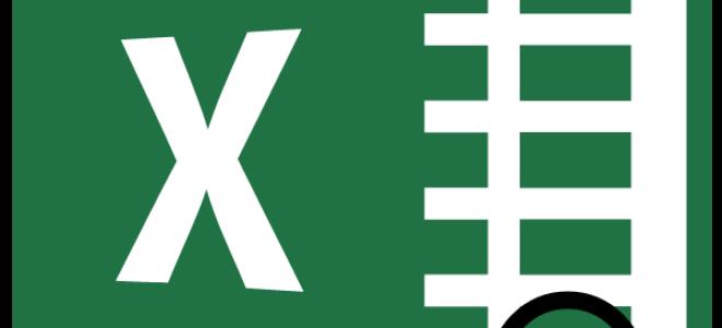 Установка тире в Microsoft Excel