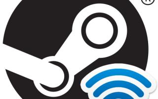 Steam не видит интернет. Что делать?