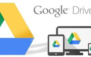 Как пользоваться Google Диском