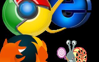 Что делать, если долго загружаются страницы в браузере