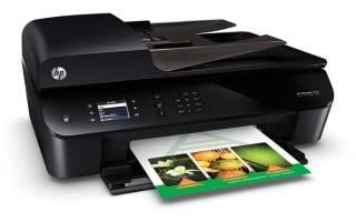 Исправление ошибки с обнаружением принтерного картриджа