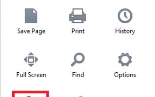 Как восстановить визуальные закладки в Mozilla Firefox