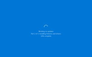 Установка обновлений Windows 10