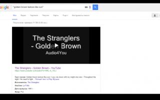 Секреты поисковой системы Google