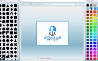 Программы для создания логотипов