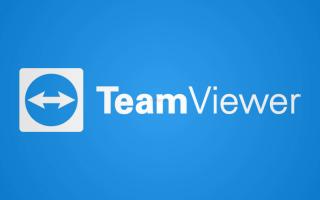 Подключение к другому компьютеру через TeamViewer