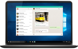 Как установить WhatsApp на ноутбук