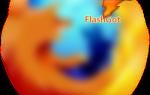Загрузка файлов с помощью FlashGot для Mozilla Firefox