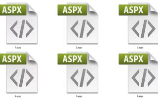 Чем открыть ASPX