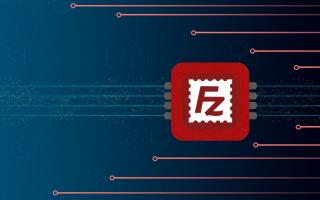 Настройка FTP-клиента FileZilla