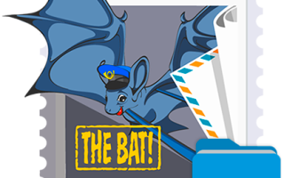 Где хранит письма почтовый клиент The Bat!