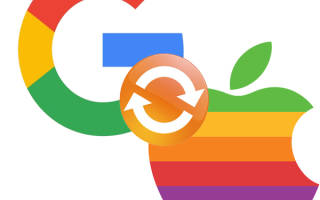 Синхронизация контактов iPhone с Gmail