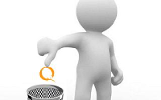 Удаляем кошелек в платежной системе QIWI
