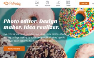 Онлайн-сервисы для быстрого создания картинок