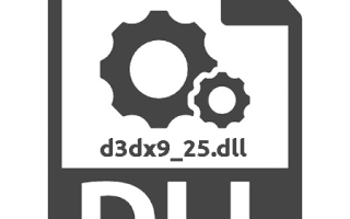 Решение проблем с библиотекой d3dx9_25.dll
