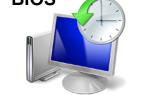 Восстановление системы через BIOS
