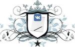 Оформляем страницу ВКонтакте