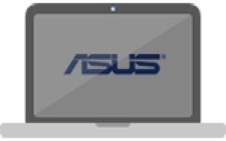 Как загрузить ПО для ноутбука ASUS K52F