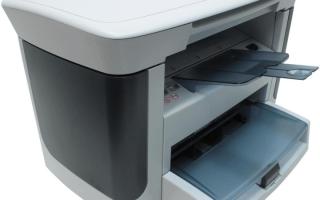 Способы поиска и установки драйвера для HP Laserjet M1120 MFP