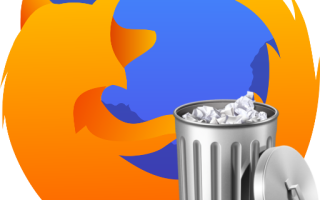 Очистка браузера Mozilla Firefox