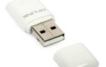 Загружаем софт для Wi-Fi адаптера TP-Link TL-WN723N