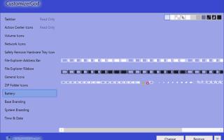 Устанавливаем новые иконки в Windows 10