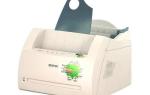 Поиск и загрузка драйвера для принтера Samsung ML-1210