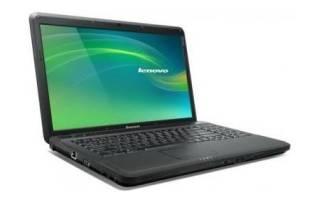 Способы установки драйверов для Lenovo G555