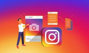 Как зарегистрироваться в Instagram
