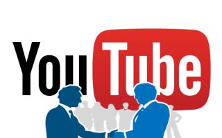 Подключаем партнерку для своего YouTube канала