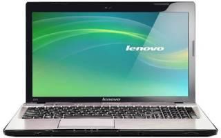 Скачивание драйверов для Lenovo Z570