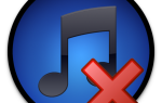 Способы устранения ошибки 2009 в iTunes