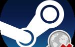Нет подключения к сети Steam, что делать