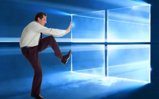 Удаление Windows 10 с ноутбука