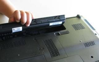 Восстановление аккумулятора от ноутбука