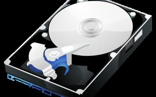 Устранение ошибок и битых секторов на жестком диске