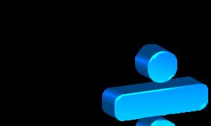 Деление в столбик десятичных дробей с помощью онлайн-калькулятора