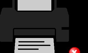 Решение проблем с захватом бумаги на принтере