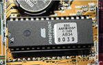 Расшифровка сигналов BIOS