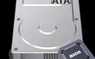 Что такое SATA Mode в BIOS