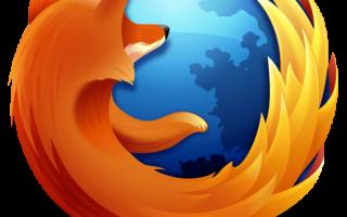 Как в Mozilla Firefox сохранить страницу в PDF