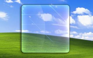 Создаем имитацию стекла в Фотошопе